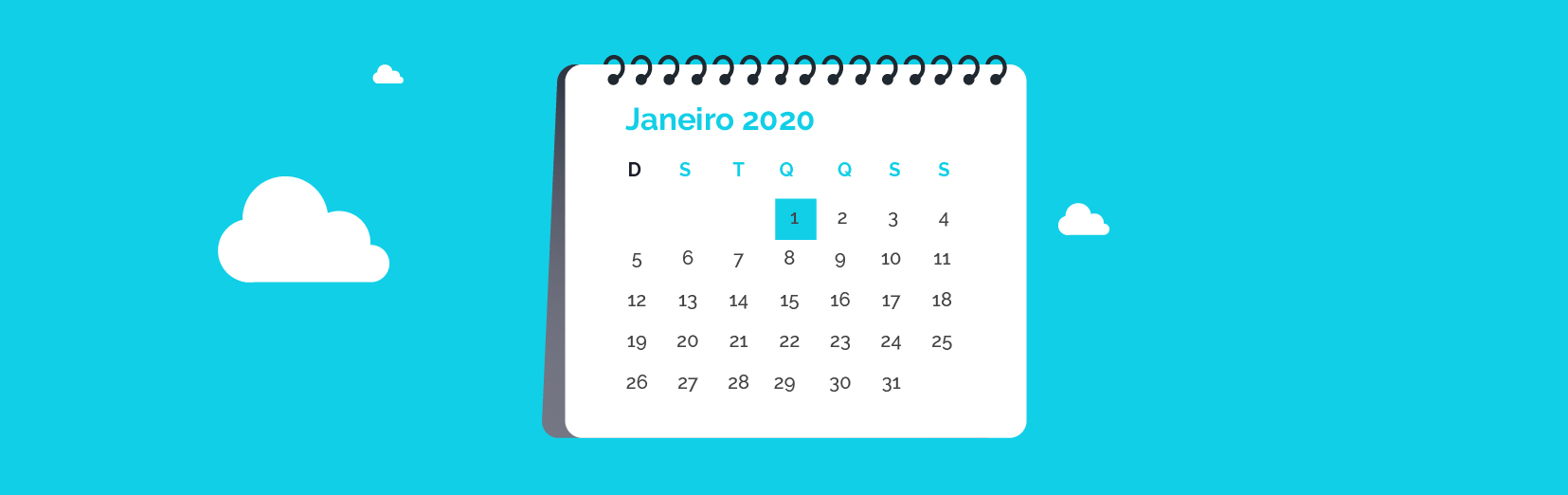 Por que produzir calendários e folhinhas no fim do ano?