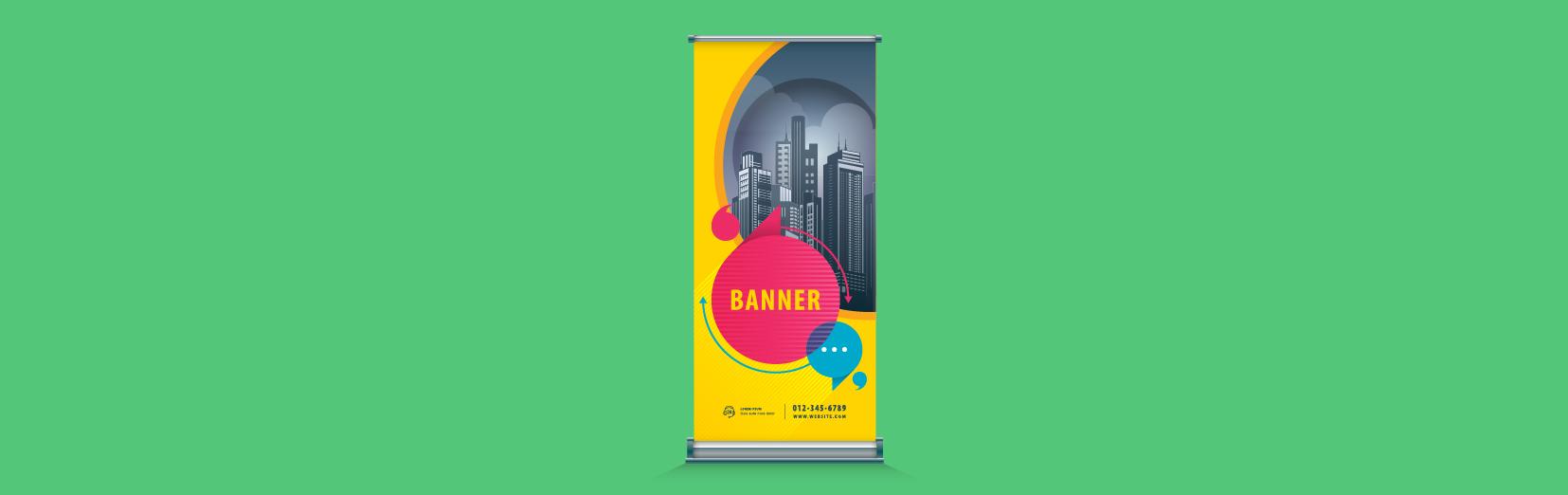 3 dicas para criar um banner de sucesso para sua marca