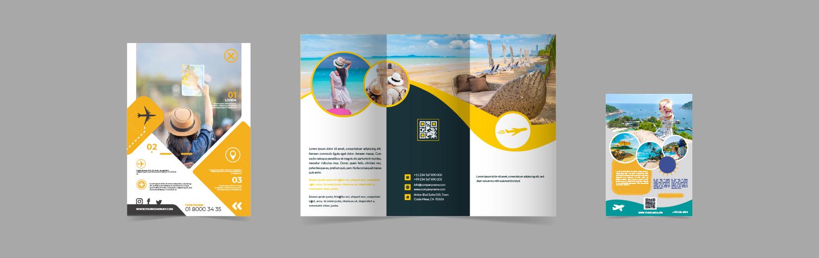 Saiba a diferença entre flyers, folders e panfletos