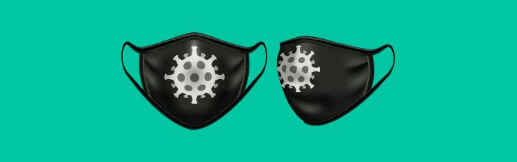 Máscara de Tecido Personalizada uma forte aliada nas vendas!