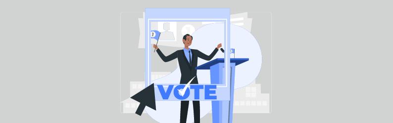 4 dicas para criar banners para campanha política