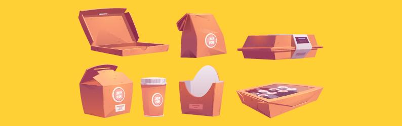 Melhores formatos e estilos para as embalagens dos seus produtos em 2021